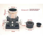 "2"" Crayford Fokuser i Adapter na 31.7 mm"