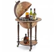Globus 40 cm Bar da Vinci Rust Zoffoli
