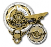 Zvezdani Sat-Astrolabium (na nemčkom jeziku)