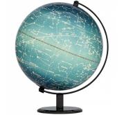 Globus 30 cm Emform Mlečni put - svetloplava