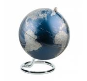 Globus 13cm Galilej Emform mini  -  svetloplavi